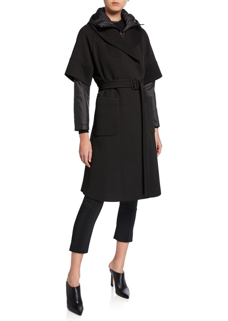 Armani Belted Multifunctional Jacket