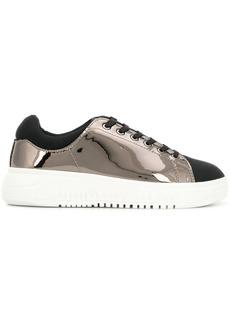 Armani bicolour sneakers