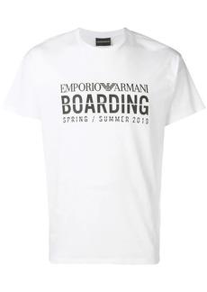 Armani Boarding T-shirt