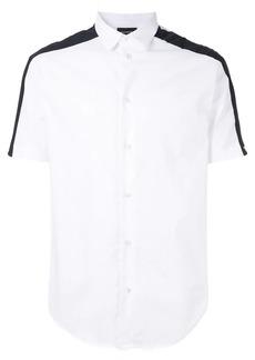 Armani branded stripe shirt