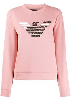 Armani branded sweatshirt