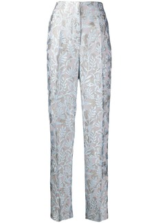 Armani brocade trousers