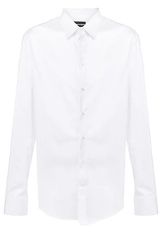 Armani button down shirt