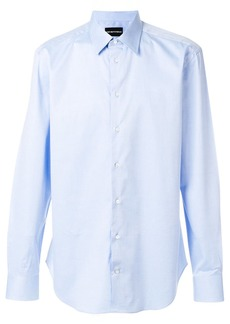 Armani buttoned long-sleeve shirt
