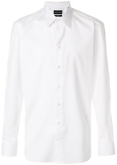 Armani buttoned long-sleeve shirt