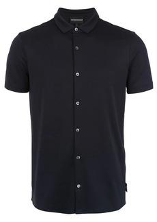 Armani buttoned polo shirt