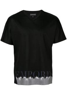 Armani cactus print T-shirt
