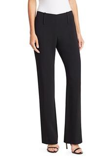 Armani Cady Straight Leg Trousers