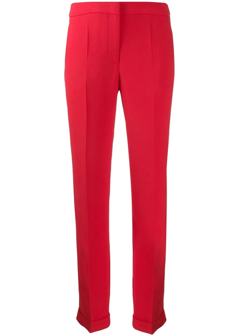 Armani Cady viscose silk trousers