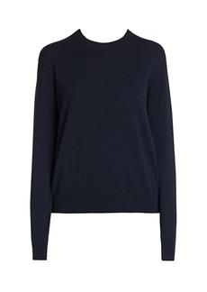 Armani Cashmere Alashan Crewneck Knit Sweater