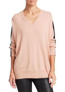 Armani Cashmere Dual Color Sweater