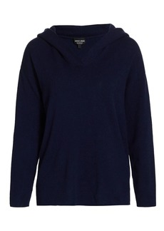 Armani Cashmere Hooded Pullover