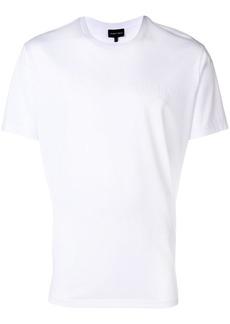 Armani casual logo print T-shirt