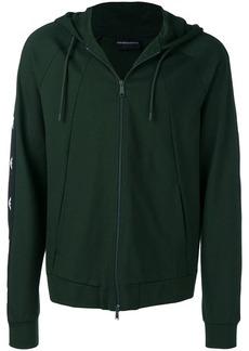 Armani casual zipped jacket