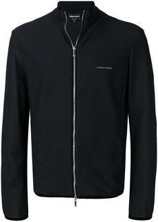 Armani chest logo lightweight jacket