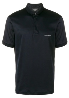 Armani chest logo polo shirt