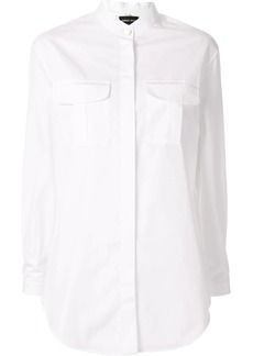 Armani chest pocket shirt