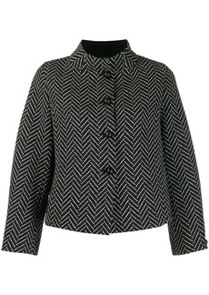 Armani chevron jacket