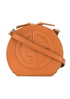 Armani circle body crossbody bag