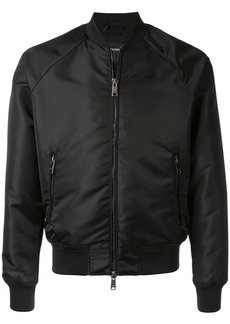 Armani classic bomber jacket