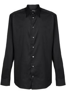 Armani classic button down shirt