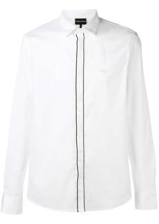 Armani classic collar shirt