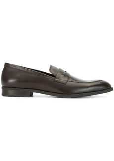 Armani classic formal loafers