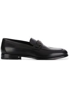 Armani classic loafers