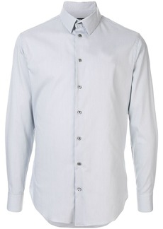 Armani classic long-sleeved shirt