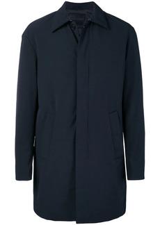 Armani classic midi coat