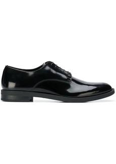Armani classic oxford shoes