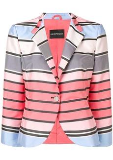 Armani classic single-breasted blazer