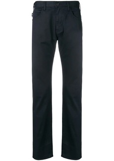 Armani classic slim-fit trousers