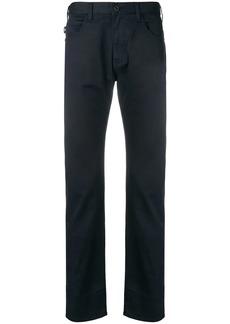 Armani classic slim-fit trousers