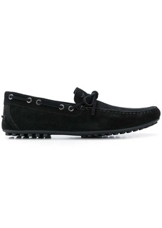 Armani classic slip-on loafers