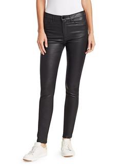 Armani Coated Skinny Jeans