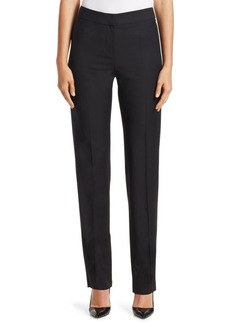 Armani Core Straight-Leg Pants