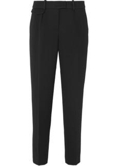 Armani Crepe Slim-leg Pants