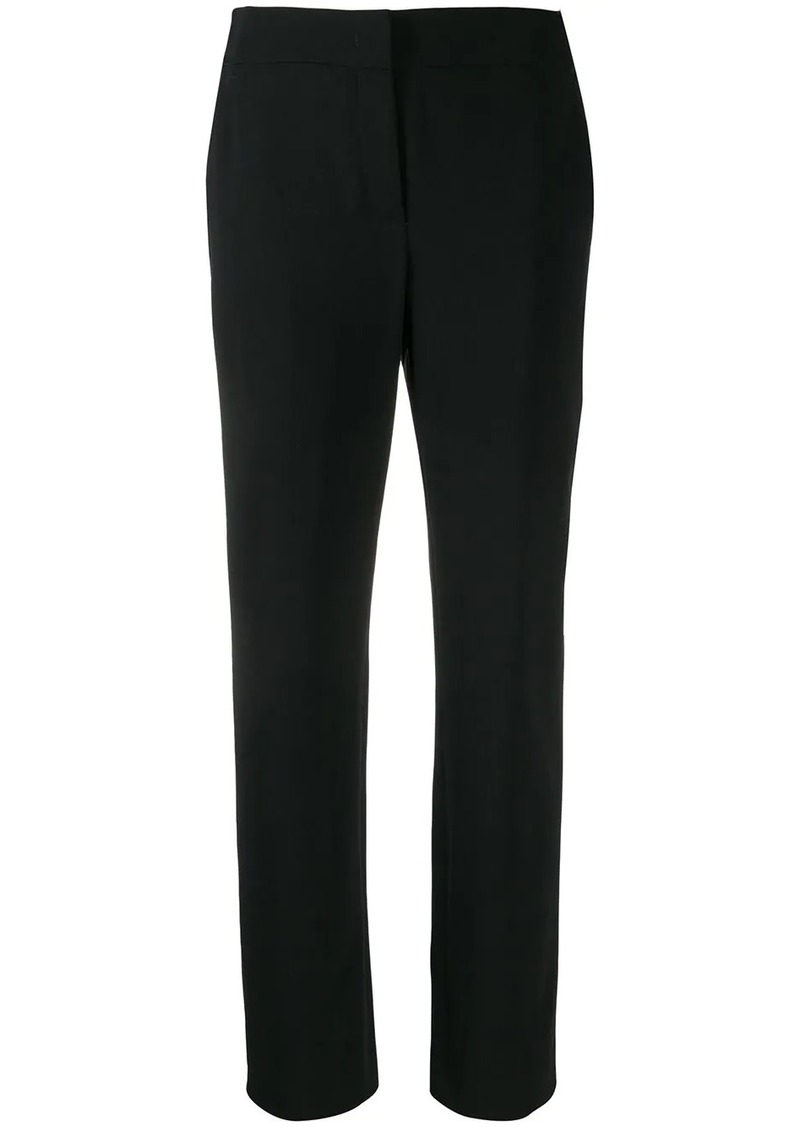 Armani Crepe Lana stretch trousers