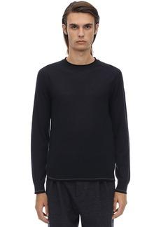 Armani Crewneck Cashmere Sweater