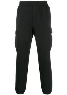 Armani croc-effect jacket