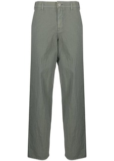 Armani cropped cargo trousers