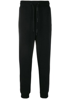 Armani cropped drawstring track pants