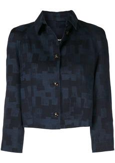 Armani cropped jacket