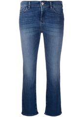 Armani cropped jeans