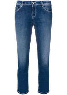 Armani cropped skinny jeans