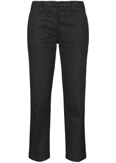 Armani cropped tailored trousers