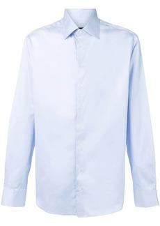 Armani cutaway collar shirt