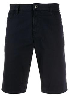 Armani denim bermuda shorts