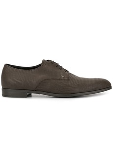 Armani derby shoes